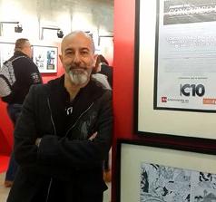 Emilio Gonzalo Mallo director de Expocomic y Expomanga de Madrid
