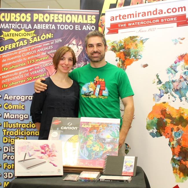 pastilla-artemiranda-sorteo-lote-regalos-expomanga-comicfan-madrid